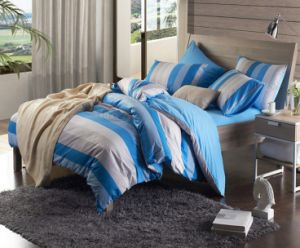 Printed Microfiber Bed Sheet