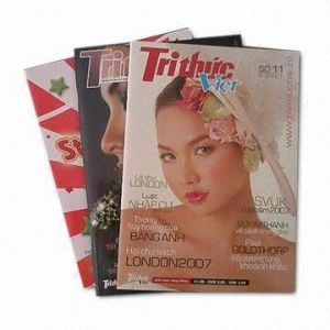 Magazine Printing / Journal Printing / Book Printing (JHY-002)