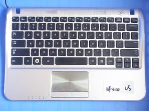 Laptop Keyboard Us/Sp Layout Notebook Keyboard for Samsung Nf310 Kb