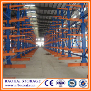 Steel Beam Cantilever Rack for Pipe, Long Objects Storage