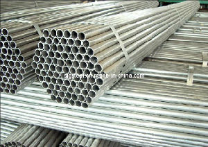 Welded Round ERW Steel Pipe for Construction Material