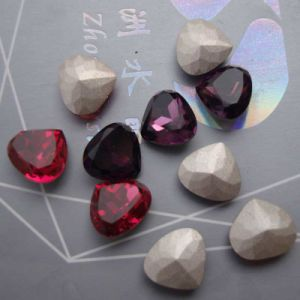 Crystal Fancy Loose Jewelry Stone (DZ3015) pictures & photos