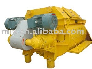 Twin Shaft Concrete Mixer (with CE) pictures & photos