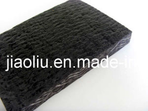 Solid Woven Fabric Dipped in PVC Paste or Pvg Cover