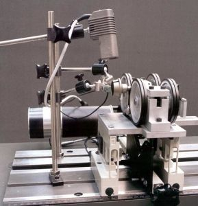Schenck Balancing Machine for Complete Assemblies - HS