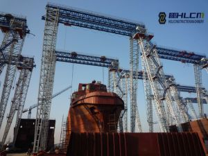 Gantry Crane (QLM-26) with SGS pictures & photos