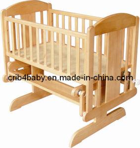 Baby Wooden Rocking Crib Cribs