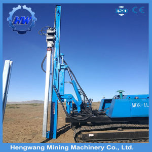 Solar Power Station Foundation Used Hydraulic Press Pile Driver pictures & photos