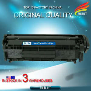 China Original Quality Compatible HP Laser Printer Q2612A 12A Toner Cartridge