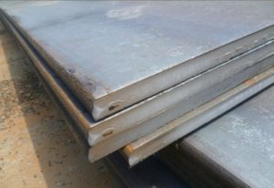 Carbon Steel Hot Rolled Plate pictures & photos