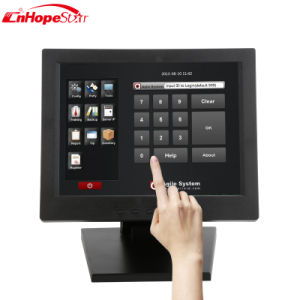OEM Manufacture 12 Inch POS Touch Screen Monitor pictures & photos