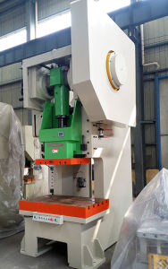 C-Frame Single Crank Mechanical Jc21 Press Metal Sheet Punching Hole pictures & photos