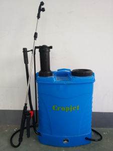 2016 New Model 2 in 1 Type Knapsack Manual and Battery Sprayer pictures & photos