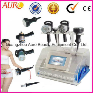 Body Weight Loss Massage Cavitation RF Beauty Machine for Sale pictures & photos