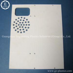 Lightweight Plastic Cutting Virgin White PTFE Teflon Plastic Board Sheet pictures & photos