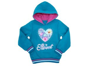 2016 Fashion Sweatshirt for Girl, Popular Kids Clothes (WGS019)