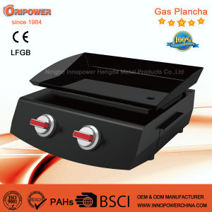 France Hot Selling Barbecue Gaz Plancha Grill with Ce pictures & photos