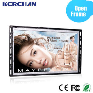 Cost Effective Motion Senser 7 Inch Acrylic POS Display/LED Advertising Digital Display Board