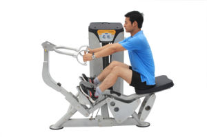 Seated MID Row Treadmill