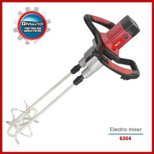 Power Mixer 2 Speed Double Paddle (hex13mm)