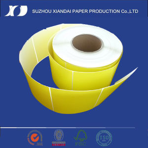 Colorful Thermal Adhesive Sticker Label Rolls pictures & photos
