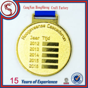 Promotional Zinc Alloy Medal with Logo for Gift pictures & photos