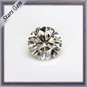 High Quality Certificated Synthetic Diamond Cut Moissanite Gemstone pictures & photos