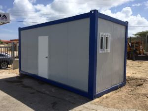 Fast Install Sandwich Panel 20FT 40FT 2 Bedroom Container House pictures & photos