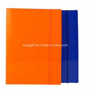 Color Paper A4 Twin 2 Pockets Presentation Paper File Folder pictures & photos
