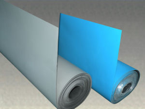 Antistatic Rubber Sheet, ESD Rubber Sheet with Green/Black, Blue/Black, Grey/Black, Black/Black pictures & photos