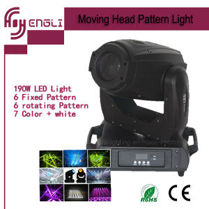 2015 LED Moving Head Gobo Light for Theatre (HL-190ST)