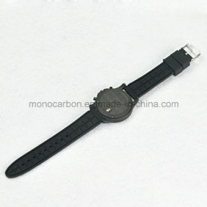 Competitive Price Custom Real Carbon Fiber Gift Watch Parts pictures & photos