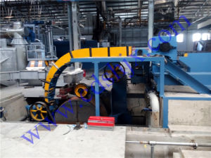 Aluminum (Alloy) Rod Continuous Casting and Rolling Production Line pictures & photos