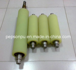 New and High Quality Rubber Roller, Standard Hard Rubber Roller pictures & photos
