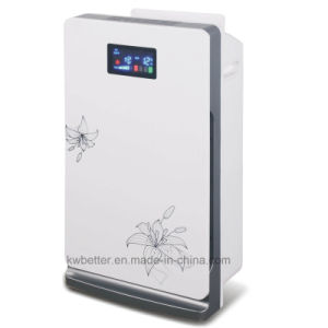 Household Anion Activated Ultraviolet Air Purifier 35-60sq 138A
