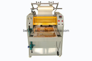 FM-520D hydraulic laminating machine With Auto bursting pictures & photos