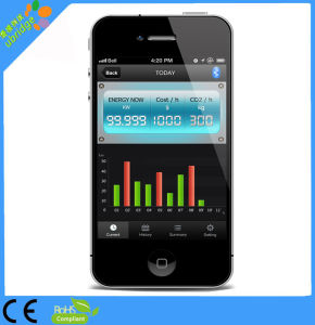 High Quality Wireless Energy Monitor Power Cost Monitor pictures & photos
