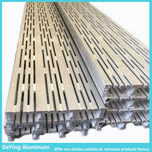 Excellent Surface Treatment Aluminum Extrusion for Windows and Doors pictures & photos