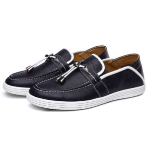 2015 Man Summer Leather Casual Fashion Shoes (WH0026)