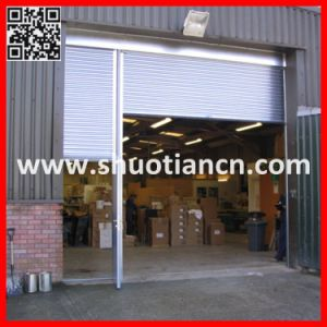Metal Industrial Manual Roller Shutters (ST-002) pictures & photos