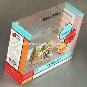 Custom Clear PVC/PET Plastic Box for Electronic Products (PP 013) pictures & photos