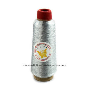 Silver Color Thread for Embroidery