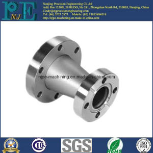 ODM and OEM Custom CNC Machining Flanges