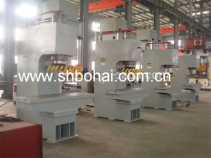 Y41-200 Hydraulic Single Column Hydraulic Press for Strengthening pictures & photos