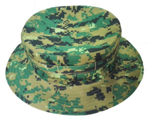 Camo Military Jungle Fishing Hunting Bucket Cap pictures & photos