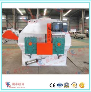 Stainless Steel Double Shaft Mixer with Good Quality pictures & photos