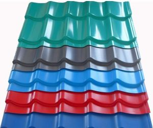 China Supplier Red Building Materials Roofing Tiles for Sale