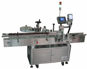 Irregular Shape Bottle Automatic Position Labeler