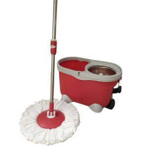 Four Devices 360 Microfiber Spinning Mop