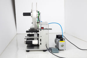 Semi Auto Labeling Machine Jar for Bottle pictures & photos